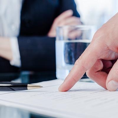 离婚协议谈判